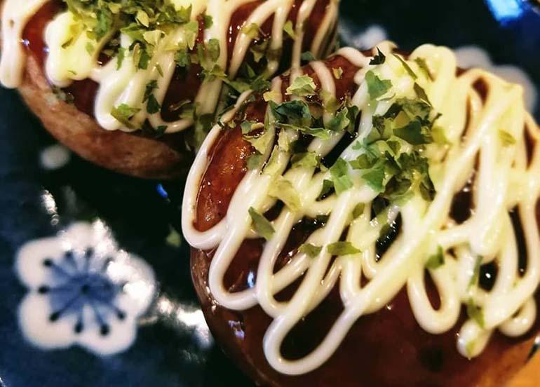 Takoyaki from Kyotako