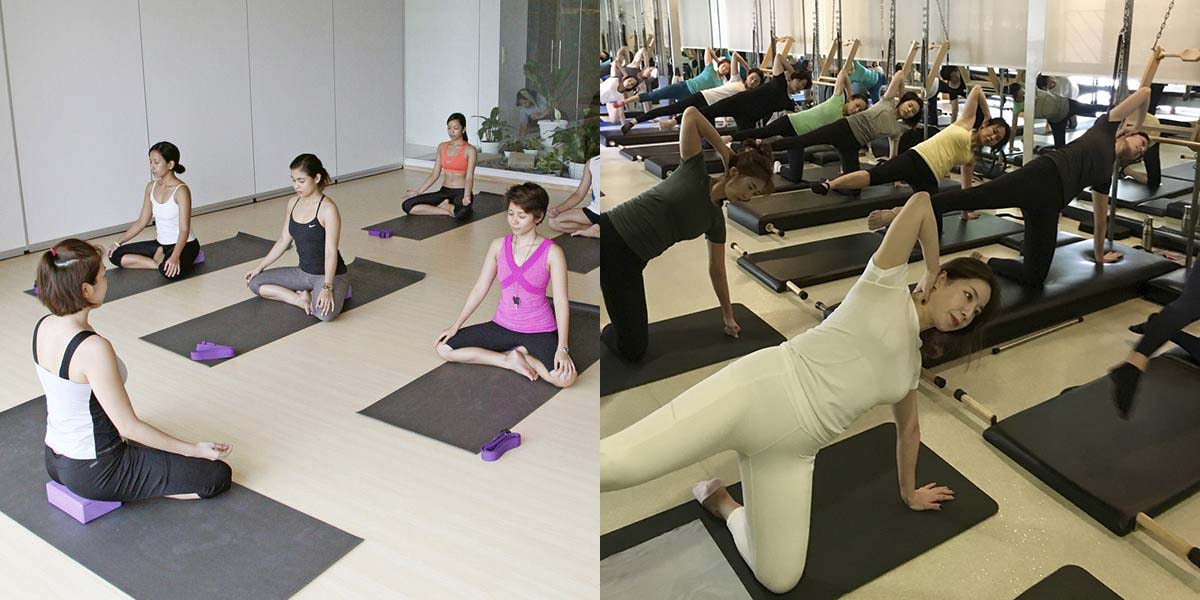 Top 10 Most Loved Pilates Studios in Metro Manila