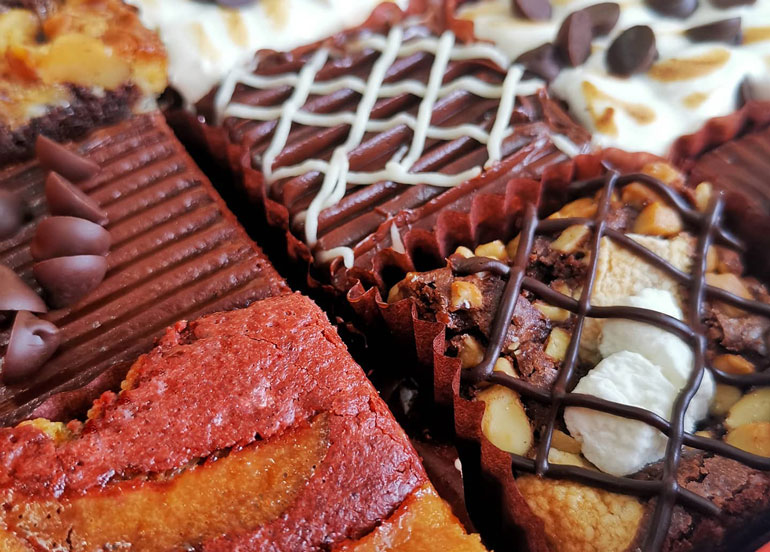 Where to Get Brownies/Bars Perfect For Gift Giving