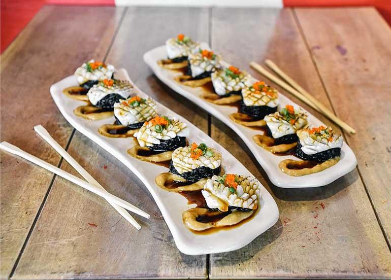 sushi-aburi