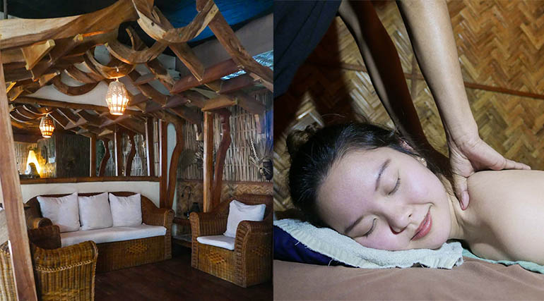 "Say Goodbye to ""lamig"" with Balay Hilom Spa's Offers"