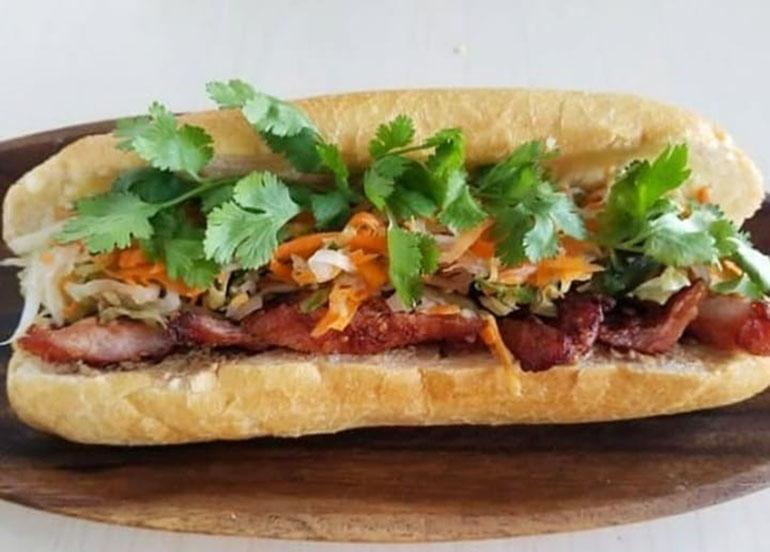 banh-mi, sandwich