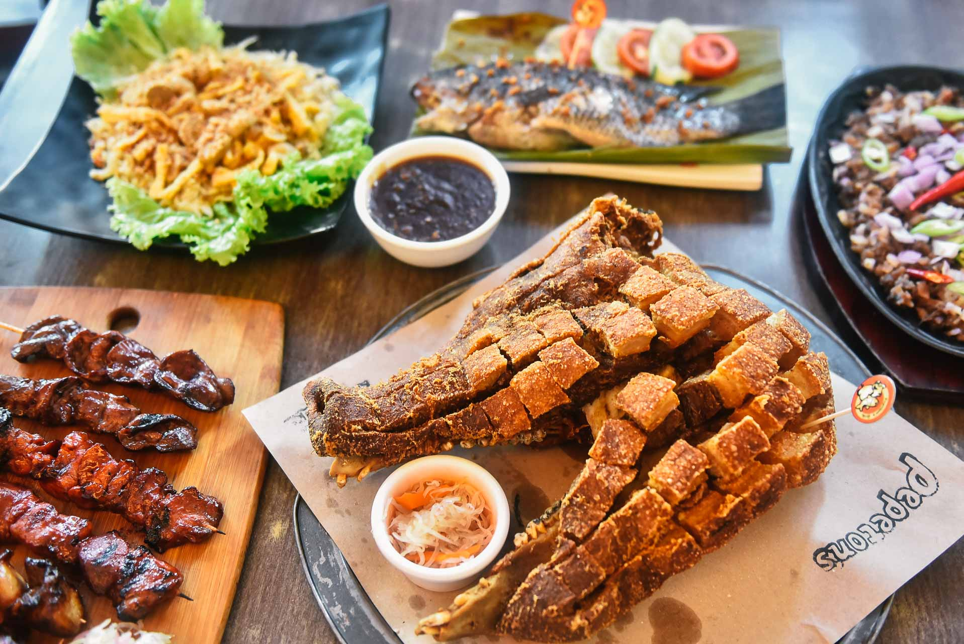 pepeton's grill filipino food