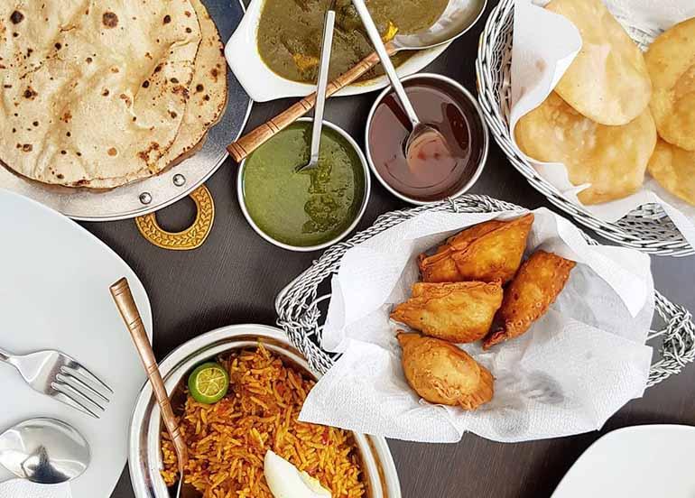 indian-food-spread