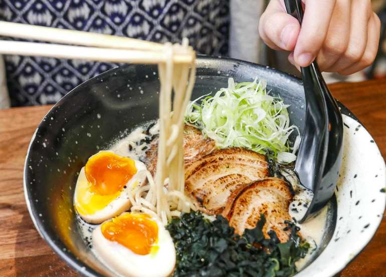 A Guide to All the Best Ramen from Japanese Restaurants in