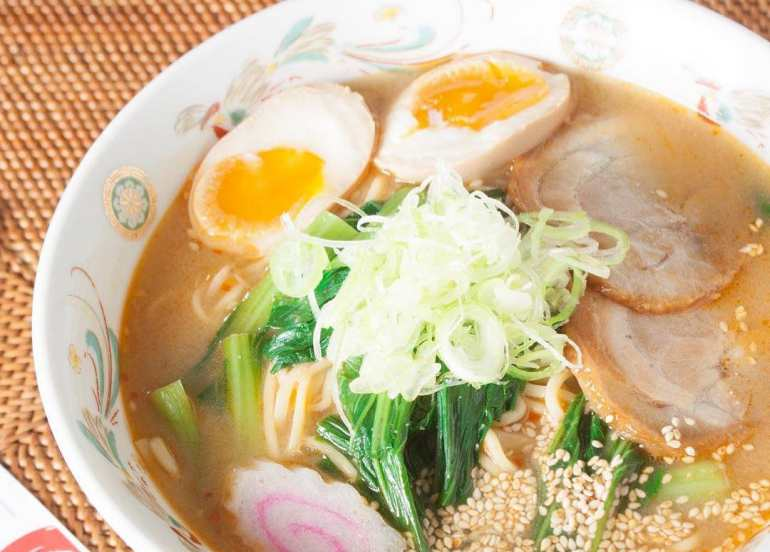ramen, noodles, japanese food