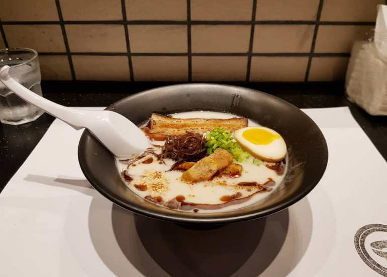 ramen, noodles, japanese food, ichiro ramen