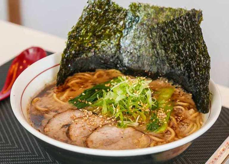 JAEU, ramen, noodles, japanese food
