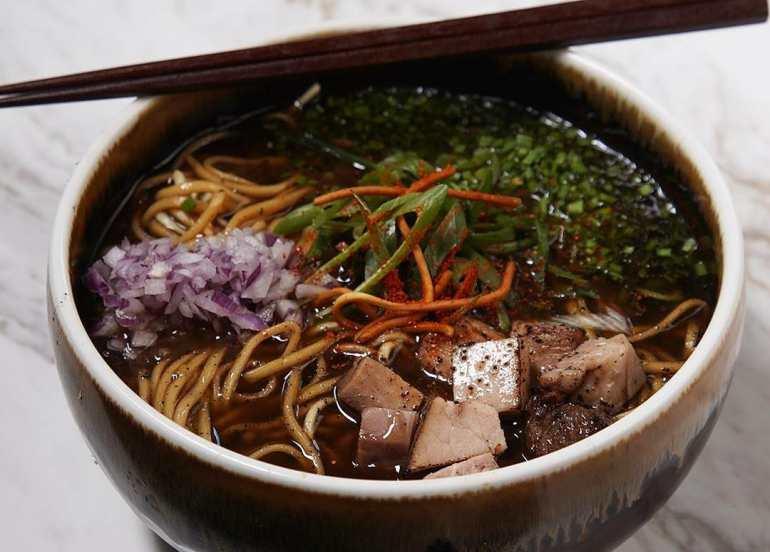 ramen, wonder bowl, ramen nagi, noodles, japanese food