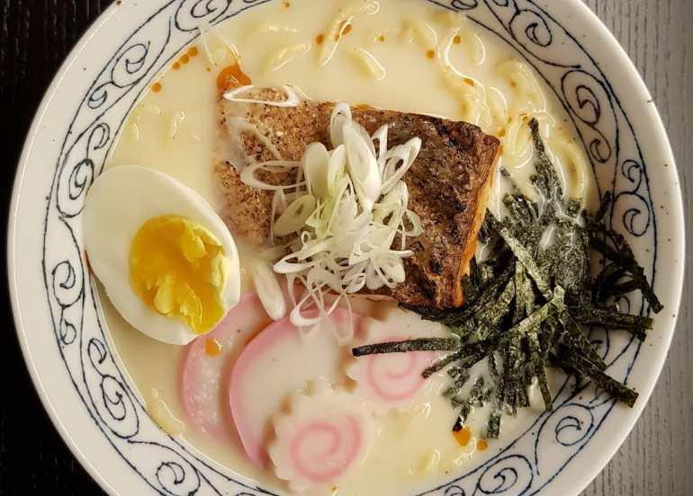 fukujin izakaya, ramen, noodles, japanese food, san juan restaurants
