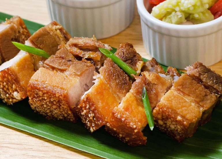 romulo cafe, filipino restaurants, filipino food