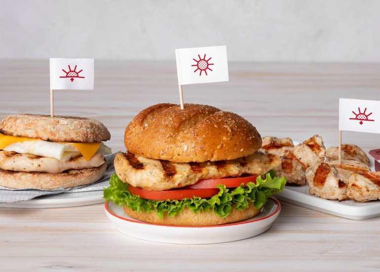 burgers, chicken, fried chicken, chick-fil-a