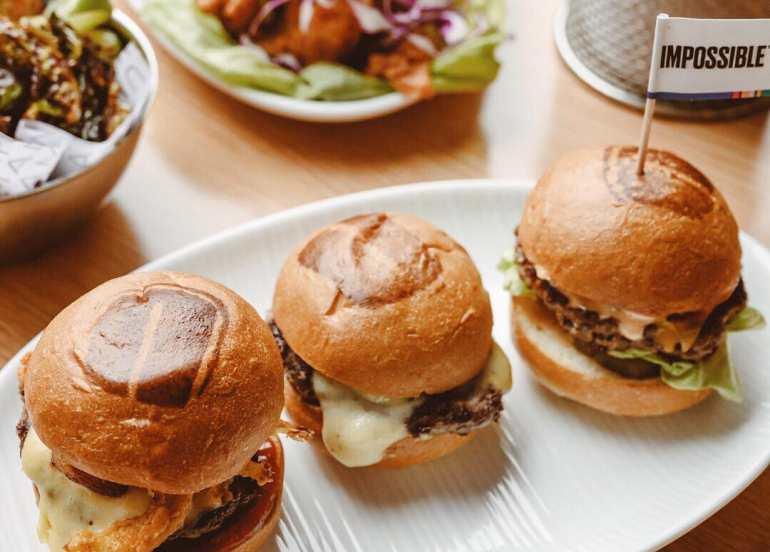 umami, umami burger, burgers, fries