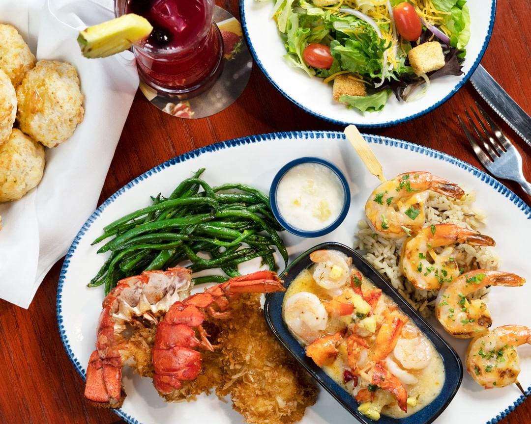 red lobster seafood s maison conrad pasay