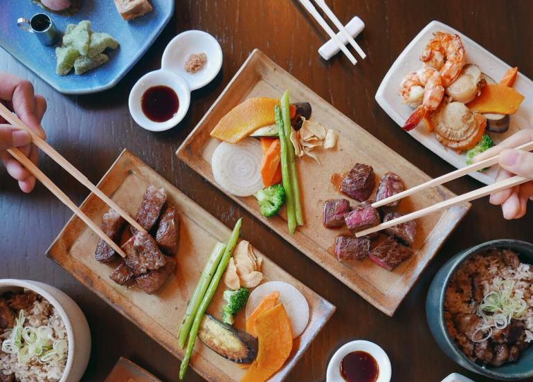 teppan okochi, japanese food, makati restaurants, restaurants in rockwell