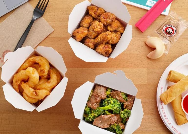 panda express, new restaurants, chinese food, food delivery