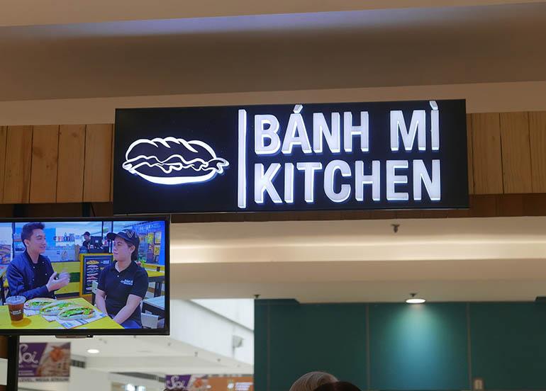 Banh Mi Kitchen Logo
