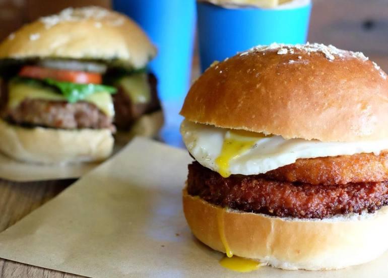 backyard burgers, burger joint, quezon city