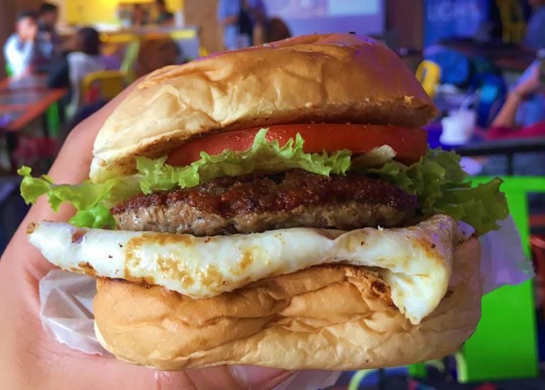 the brger project, burger joint, quezon city restaurants