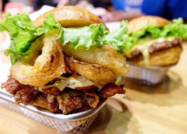 burger geek, burgers, alabang restaurants