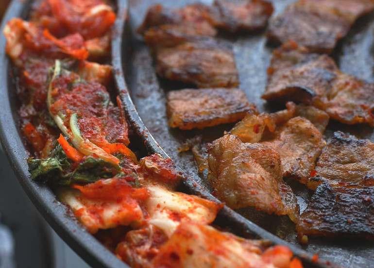 samgyup sa bahay, samgyupsal, korean restaurant in manila, korean bbq