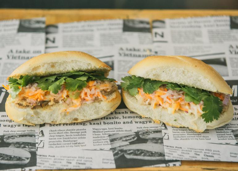 banh mi, banh mi kitchen, sandwich recipes