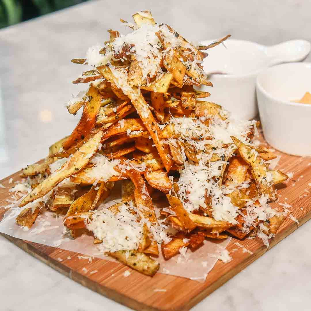 fries-tower-with-cheese