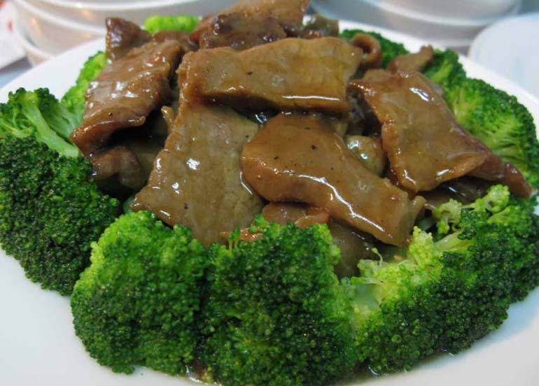 beef brocoli