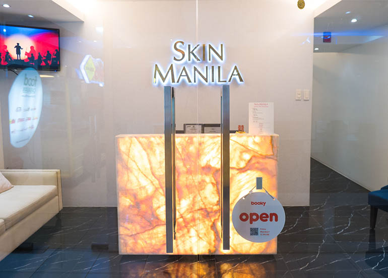 Skin Manila Exterior