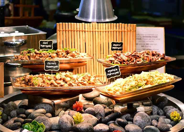 9 Buffet Restaurants at the SM Mall of Asia for the Truly Hungry