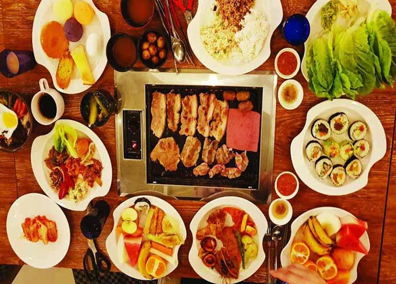 korean-grill-banchan