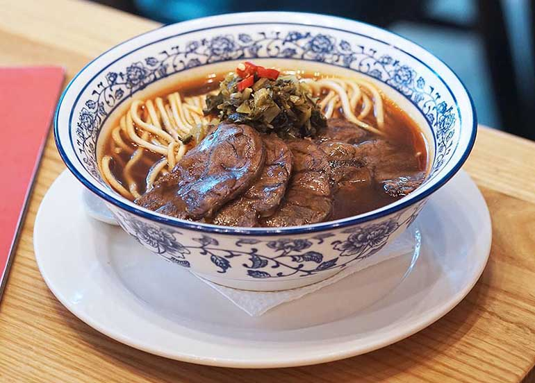 Noodles and Soups from Fat Fook Manila