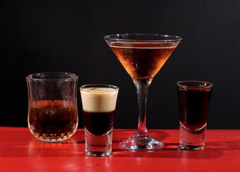 Drinks from Futurist