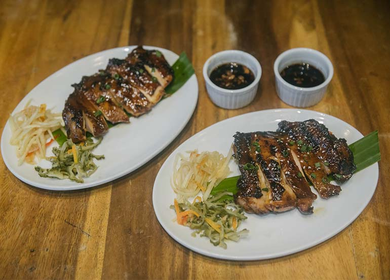 Chicken BBQ Fillet from Dencio's Bar and Grill