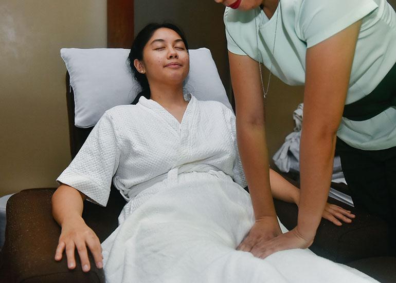 Z Wellness Is A Safe Haven Where You Can Relax And Beat