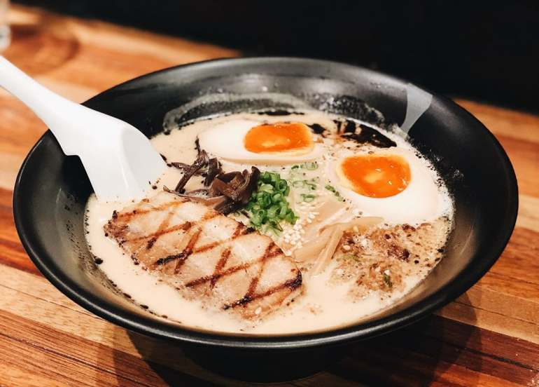 mendokoro ramenba, ramen, makati restaurants, japanese food