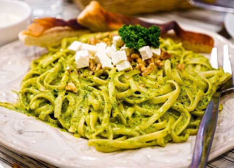 Classic Italian Pesto from FETA Mediterranean