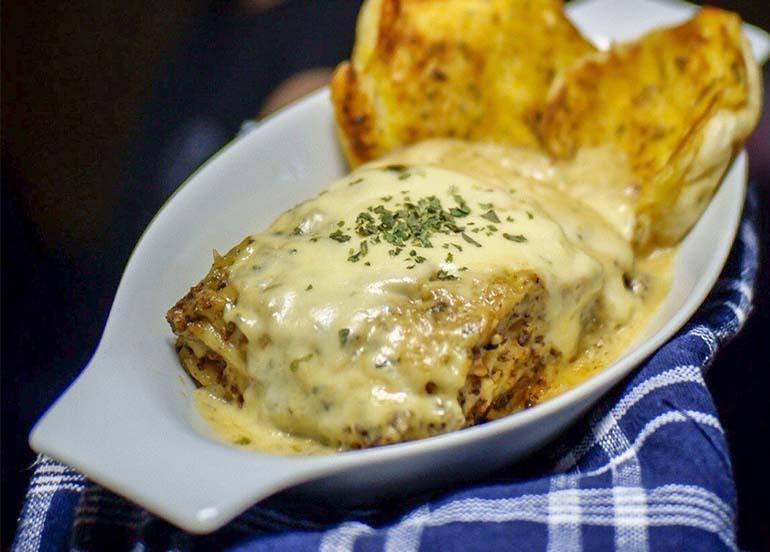 Beef Lasagna from Bhest Lasagna