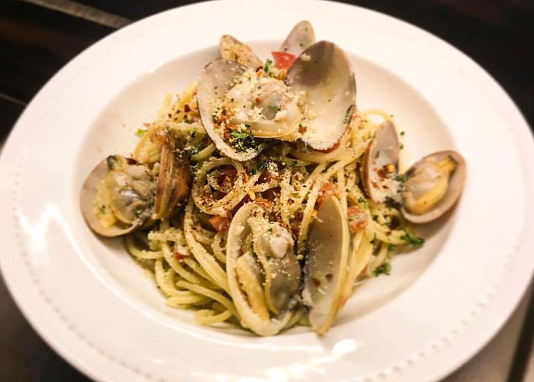Vongole from Grape Escape