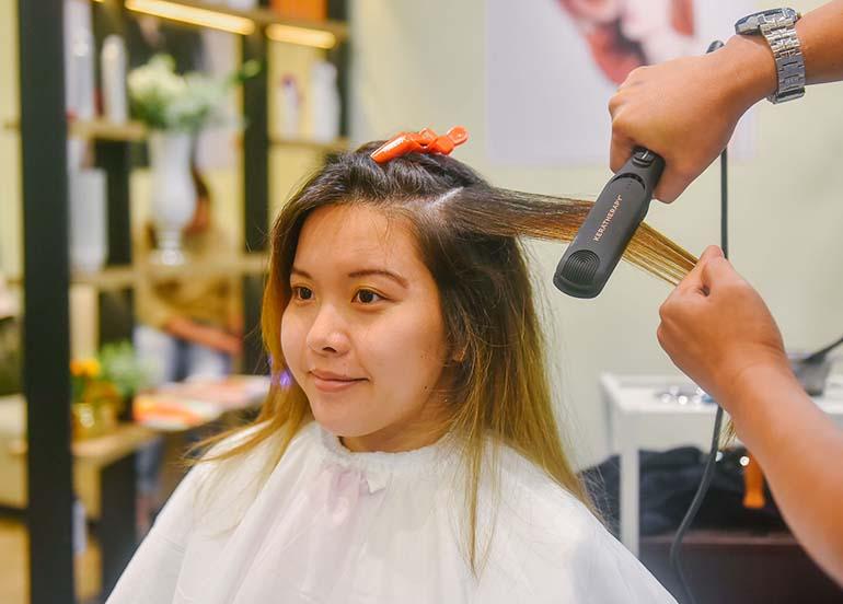 hair-rebond