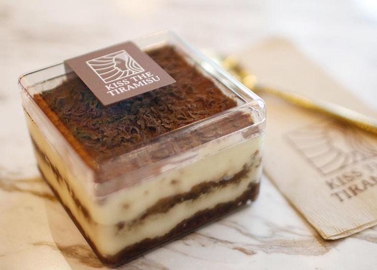 Classic Tiramisu Cake from Kiss the Tiramisu