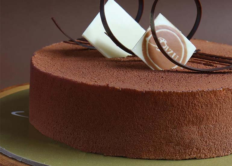 Tiramisu Cake from Bizu