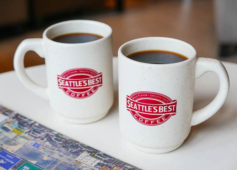 medium brewed coffee