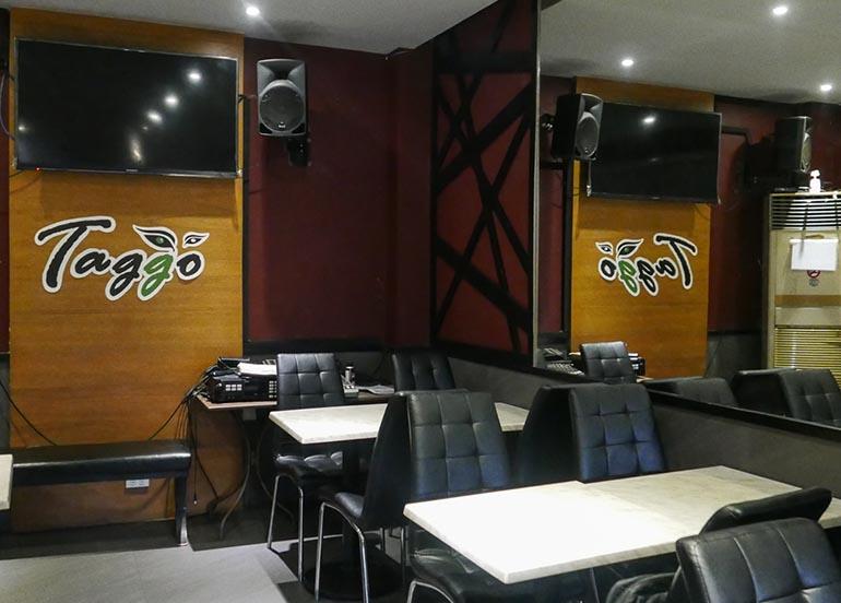 Taggo Bar Interiors
