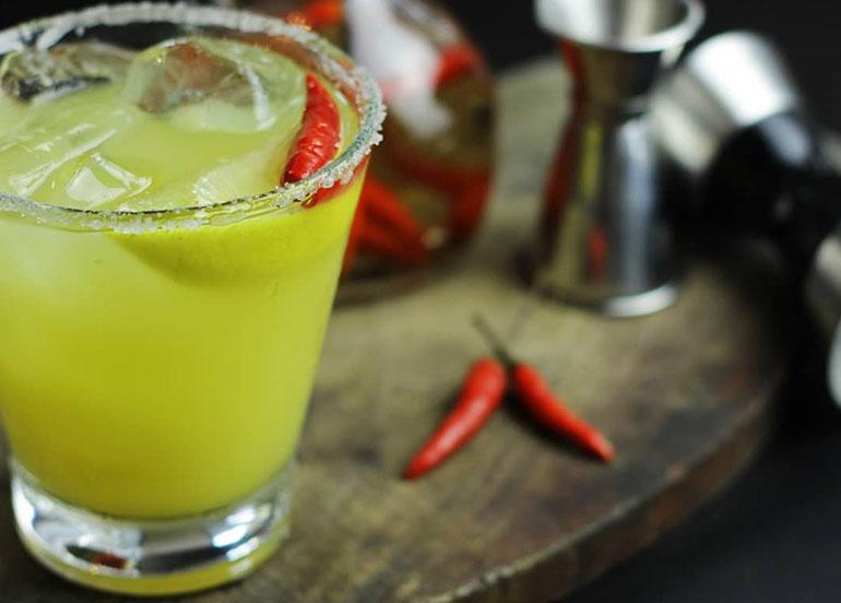Cocktail from Salamangka