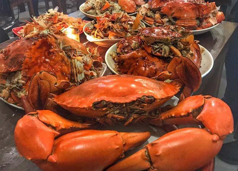 Crab from Putok Batok
