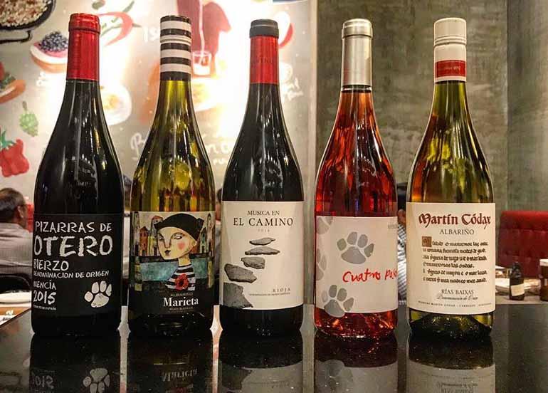 Bar Pintos Wine