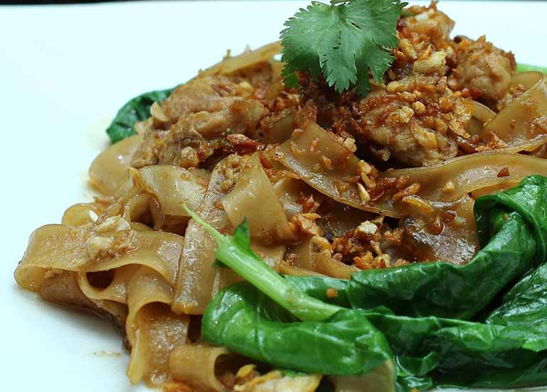 Pad Siew from Tamarind