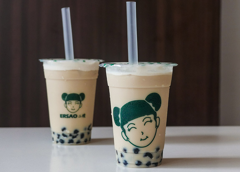 Pearl Milk Tea from Ersao