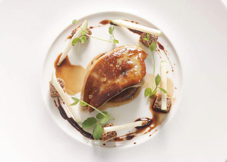 Foie Gras from Mireio